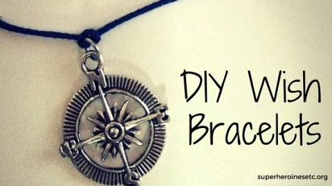 DIY Wish Bracelets Tutorial