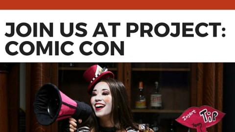 Join Us at Project: Comic Con!