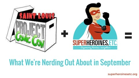 What We're Nerding Out About in September