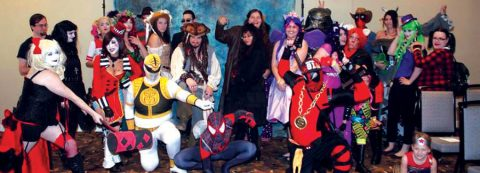 Super Heroines, Etc. & Project: Comic Con