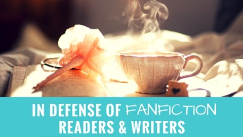 In Defense of Fanfiction Readers & Writers