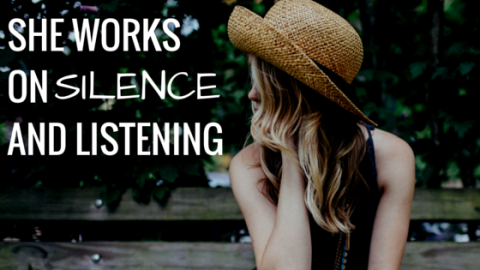 SHE Works: On Silence and Listening