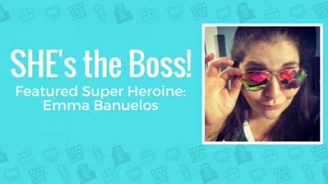 Featured Super Heroine: Emma Banuelos