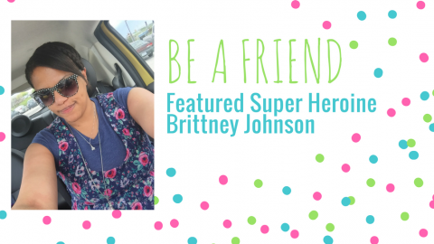Featured Super Heroine: Brittney Johnson