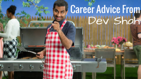 Career Advice From Dev Shah