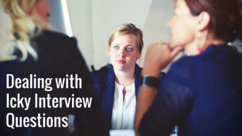 SHE Works: Dealing with Icky Interview Questions