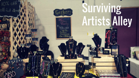 Surviving Artist's Alley