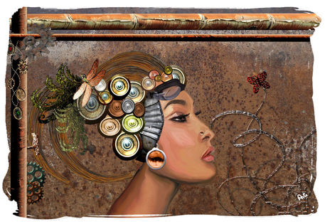 Being Black and Female in Steampunk