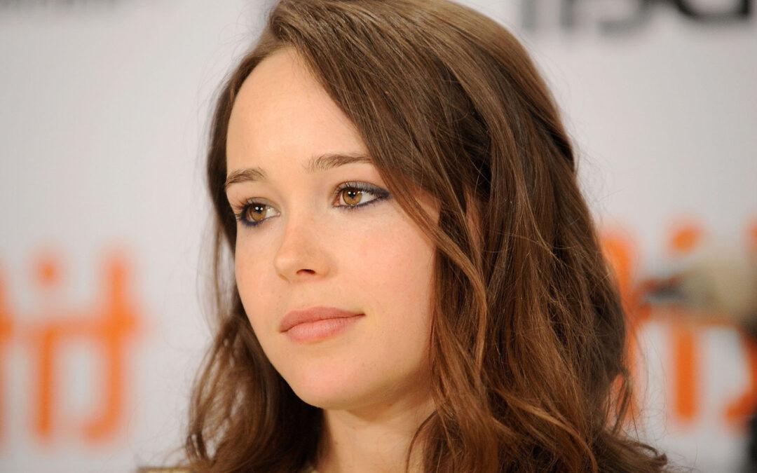#FearlessFridays: Ellen Page