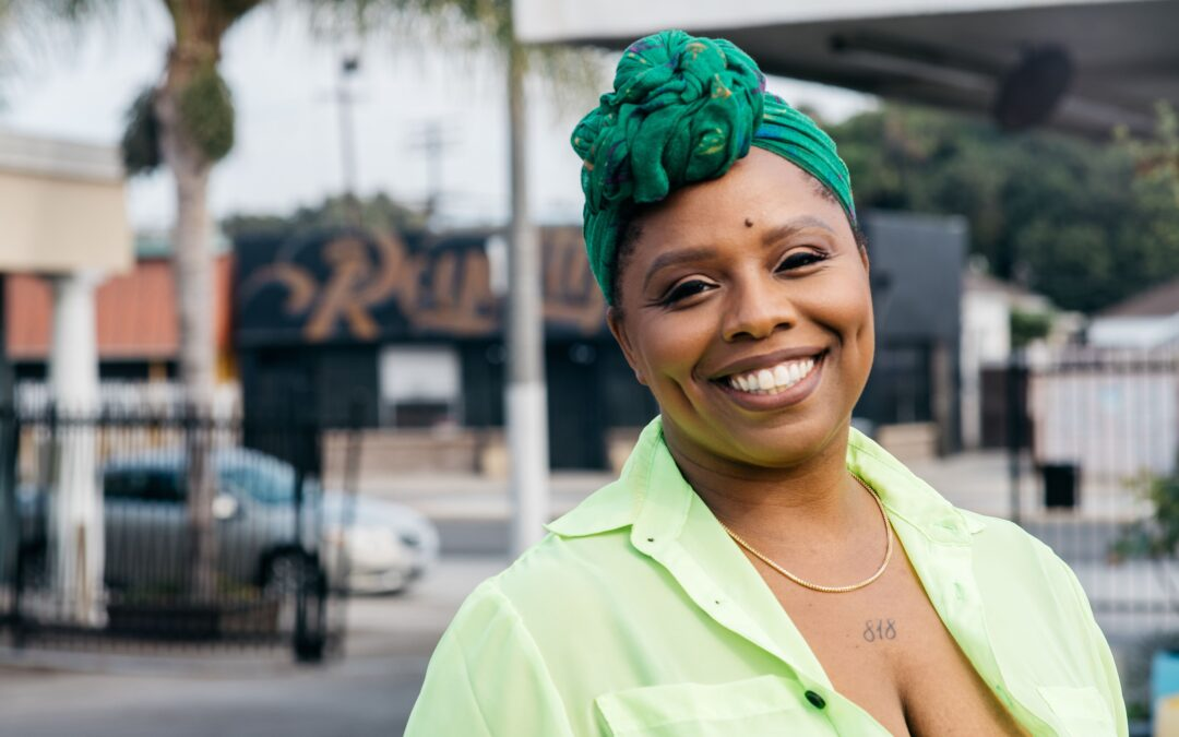 #FearlessFridays: Patrisse Cullors