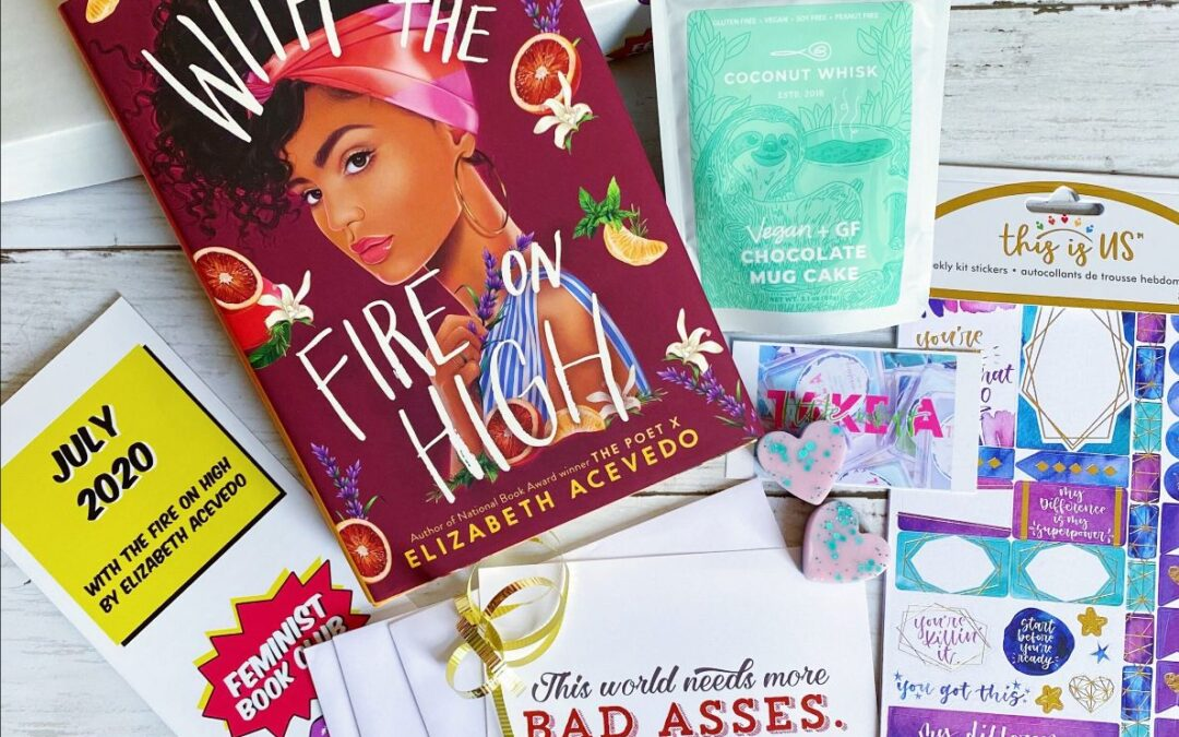 SHECon2020 Vendor Spotlight: Feminist Book Club, Svaha and SewnTogetherReflections
