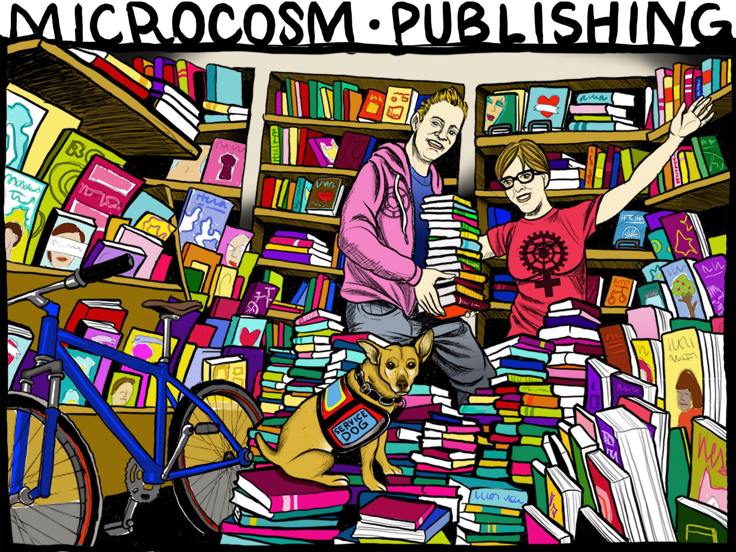 Microcosm Publishing & Distribution