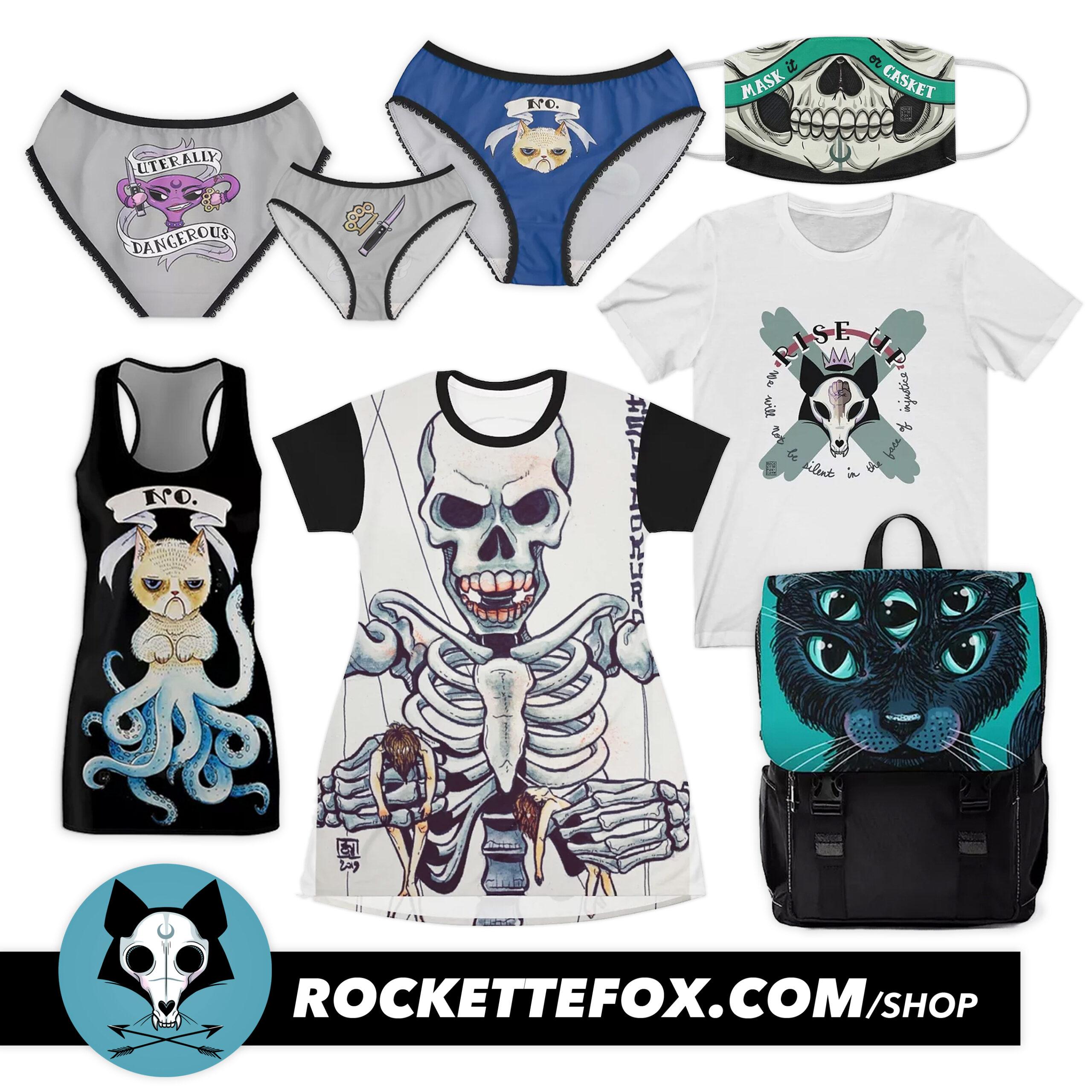 Rockette Fox